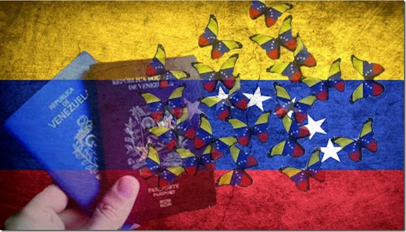 venezolano-emigrante