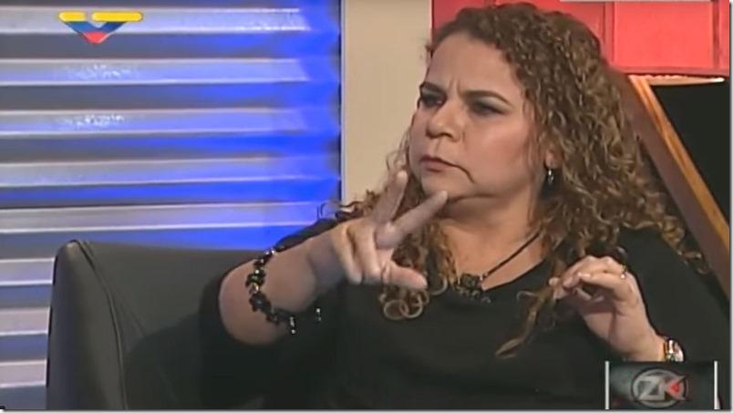 Iris Varela_ Que no regresen los venezolanos al pais