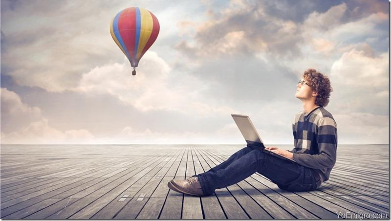 emprender-emprendimiento-globo-ordenador